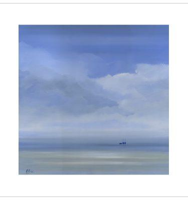 Three Boats by John Bird