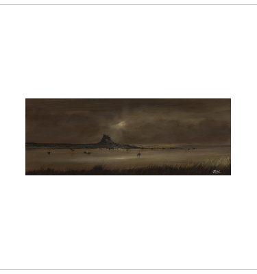 Holy Island by John Bird