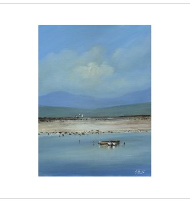 Coastal Retreat by John Bird