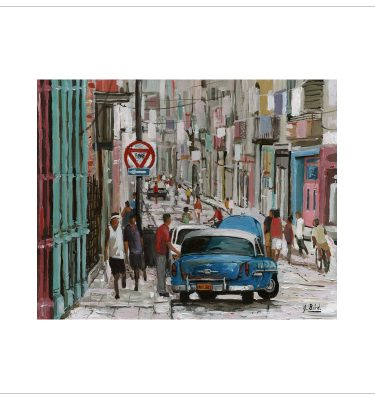 Cuban Classic by John Bird