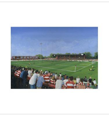 Belle Vue 1922 - 2006 - Doncaster Rovers by John Bird