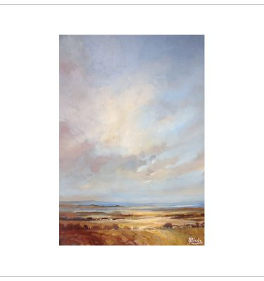 Dusky Skies by John Bird