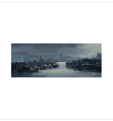 Harbour View by John Bird