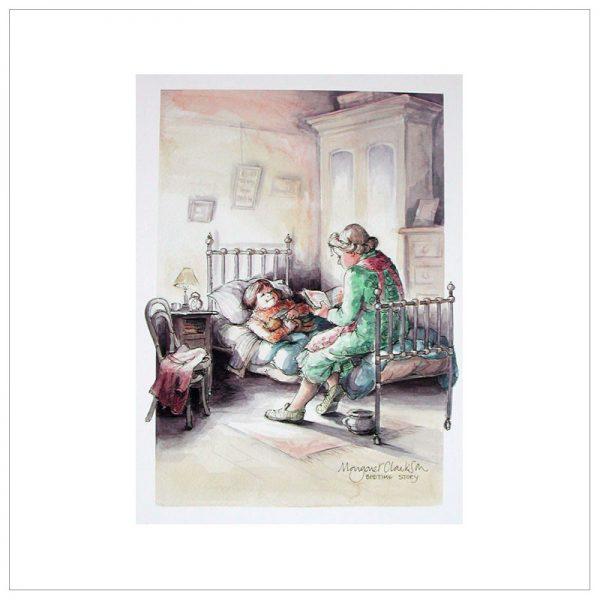Bedtime Story By Margaret Clarkson
