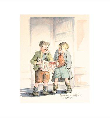 Comics By Margaret Clarkson
