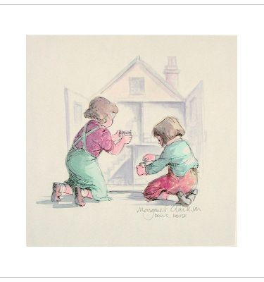 Dolls House By Margaret Clarkson
