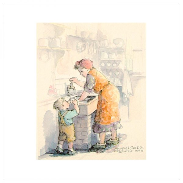 Every Little Helps By Margaret Clarkson