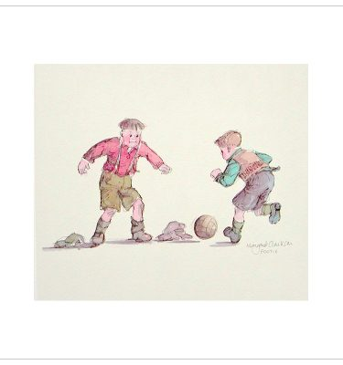 Footie By Margaret Clarkson