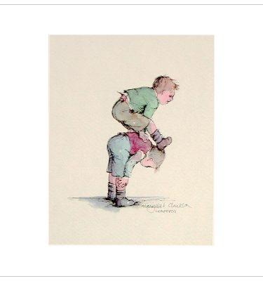 Leapfrog By Margaret Clarkson