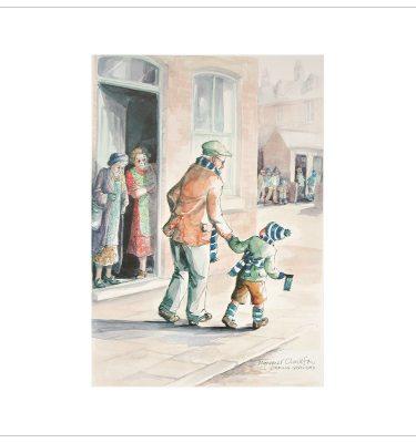 Taking Grandad By Margaret Clarkson