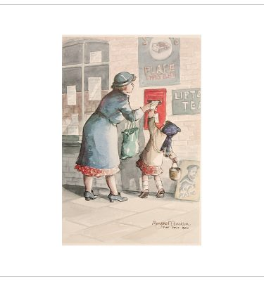 The Post Box By Margaret Clarkson