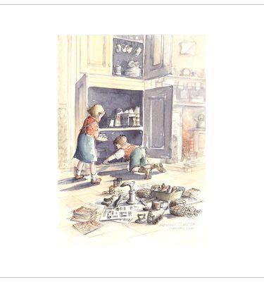 Cupboard Love By Margaret Clarkson