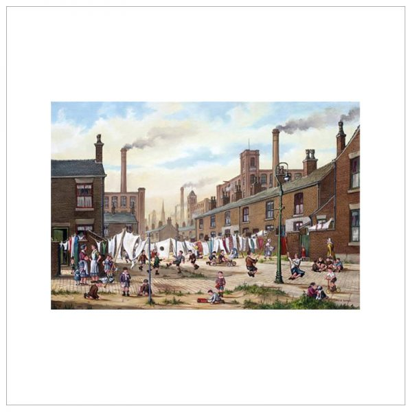 Back Street Games By Steven Scholes