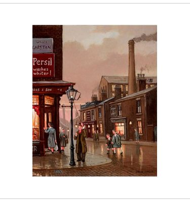 The Lamplighter By Steven Scholes