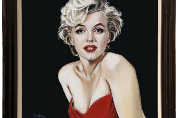 180TB060 - Monroe - Framed Image