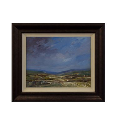 Across the Moors by John Bird