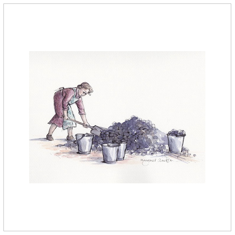 Bucket and Shovel by Margaret Clarkson