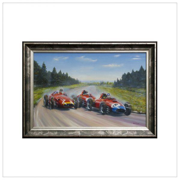 Fangio's Greatest Race by Michael Smart