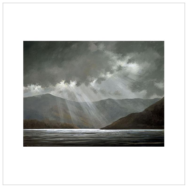 Cloud Break by John Wood