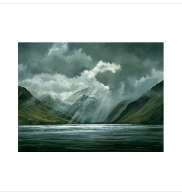The Elements, Wastwater by John Wood