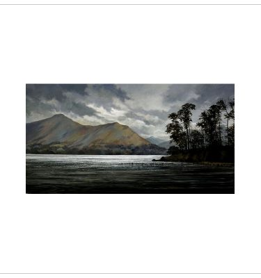 Derwentwater by John Wood