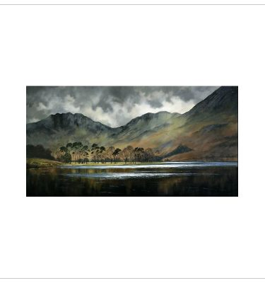 Buttermere by John Wood
