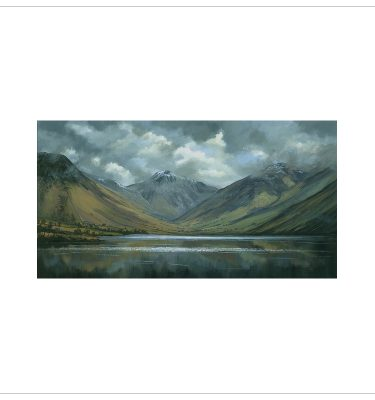 Solitude wastwater by John Wood