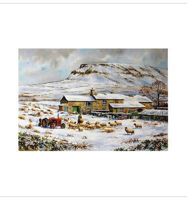 Dalehead Farm by john Wood