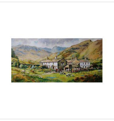 Farming the Fells by John Wood