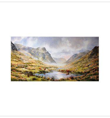 Glencoe by John Woods
