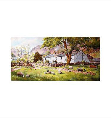 Stonethwaite by john woods
