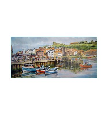 Whitby by John Wood