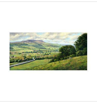 Wensley Dale by John Wood