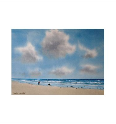 Summer Breeze by John Wood