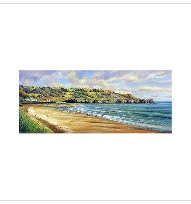 Sandsend by John Wood