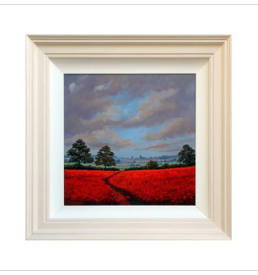 Poppy Fields by John Wood