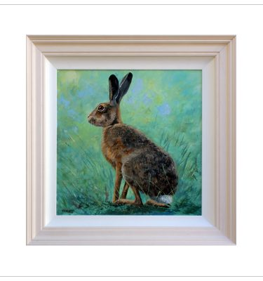 The Hare by John Wood