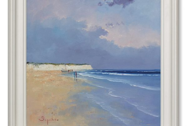 Tidal Walk by Jorge Segrelles