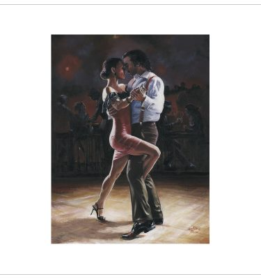 Dance Me Till the End of Love by Tony Byrne