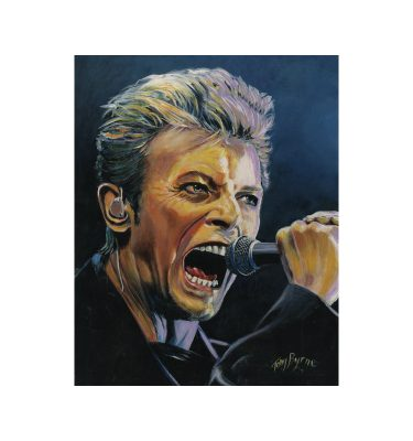 Bowie by Tony Byrne
