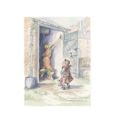 Whitewashing the Lav by Margaret Clarkson