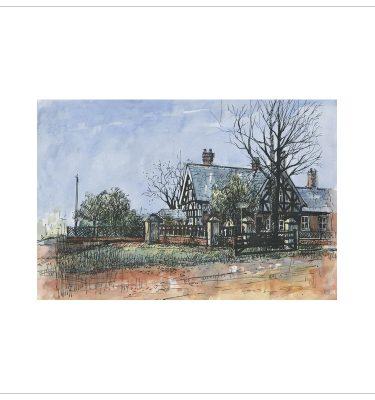 Rossington School by John Bird