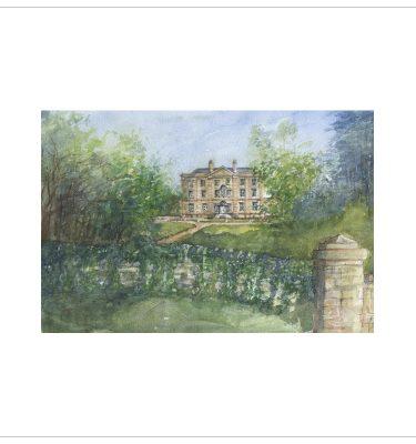 Cusworth Hall by John Bird