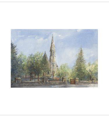 Epworth - Wesley Memorial Church by John Bird