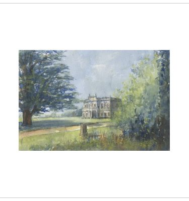 Brodsworth Hall by John Bird