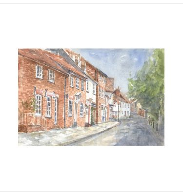 St Albans Fishpool Street by John Bird