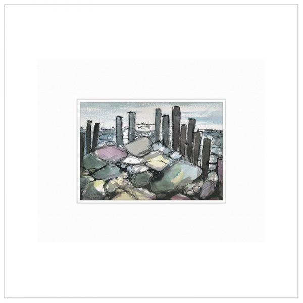 Rocky Beach by Margaret Clarkson