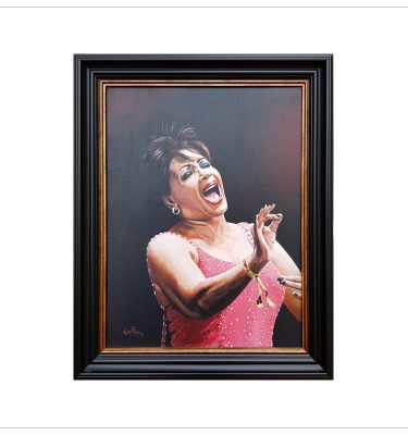 This Is Me - Dame Shirley Bassey by Tony Byrne