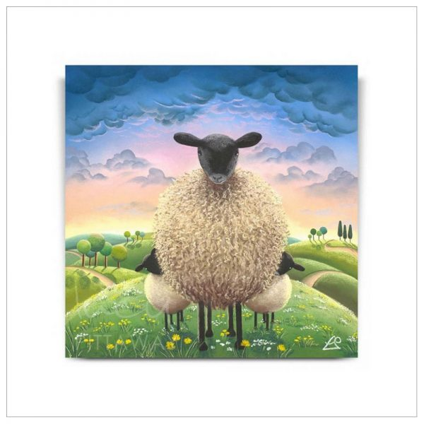 A Little Sheepish by Lucy Pittaway