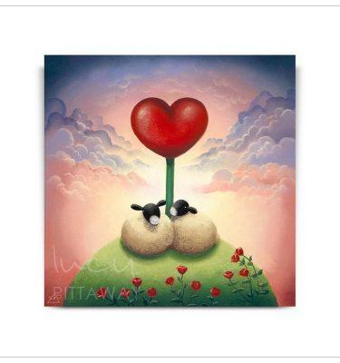 My Heart Belongs to Ewe by Lucy Pittaway